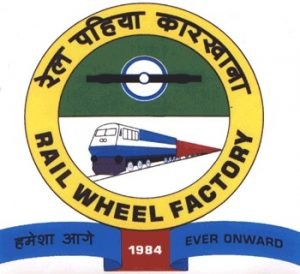 RWF Rail Wheel Factory Recruitment 2019