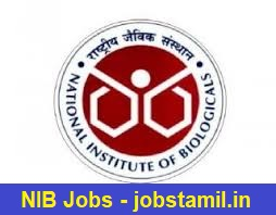 NIB Jobs Notification