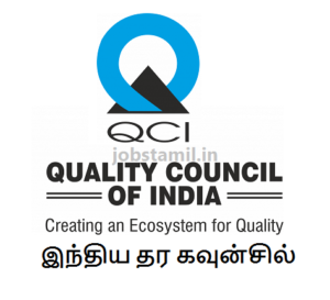 Quality Council India QCI Govt Jobs