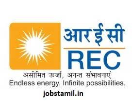 Rural Electrification Corporation Limited Jobs
