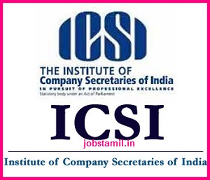 ICSI Recruitment Notification Updates