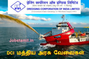 DCI Dredging Corporation India Limited