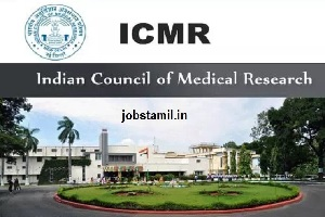 ICMR Recruitment Notification
