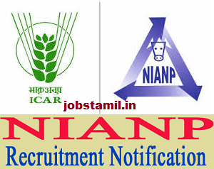NIANP Recruitment Notification