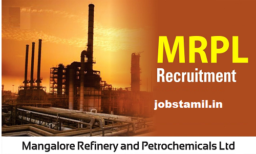 MRPL Recruitment Notification