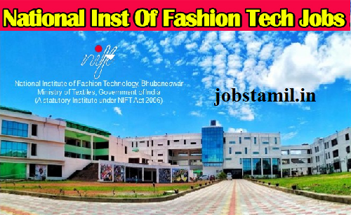 NIFT Recruitment Notification