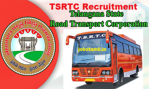 TSRTC Recruitment Notification