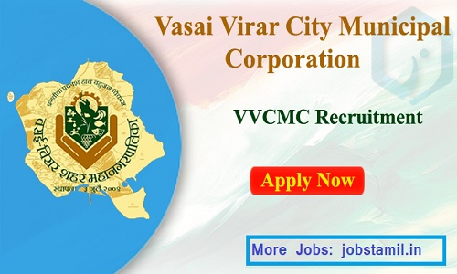 Vasai Virar City Municipal Corporation Jobs