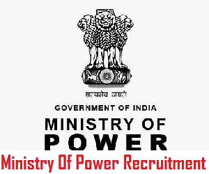Ministry of Power Recruitment